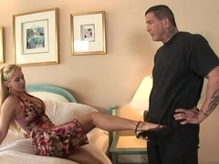 Incredible pornstar Phyllisha Anne in Hottest Blonde, MILF xxx movie