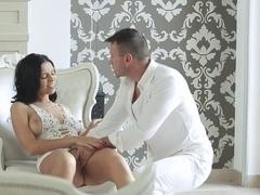 Fabulous pornstar Kira Queen in Best Romantic, Latina adult scene