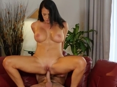 Mrs Culver (Reagan Foxx) needs some young cock