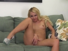 Hottest pornstars Aaliyah Love, Dani Daniels in Fabulous Blonde, Natural Tits adult video