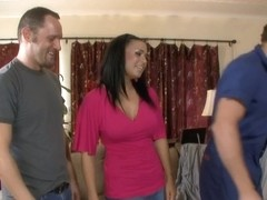 Eva Angelina & Alec Knight & Tony DeSergio in I Have a Wife