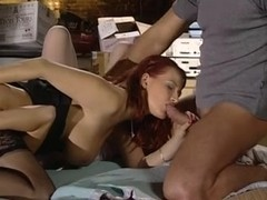 Veronica Sinclair, Bambie Dolce and Nick Lang