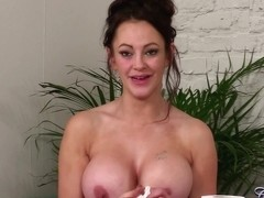 CumPerfection - Vickie Powell Done Deal