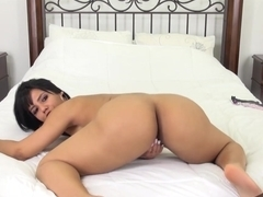 Horny pornstar Rose Monroe in Incredible Masturbation, Big Tits adult clip