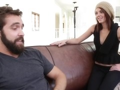 Kiera Winters & Daniel Hunter in My Dad Shot Girlfriend