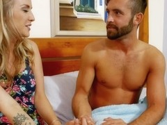 Karla Kush & Daniel Hunter in My Wife Shot Friend