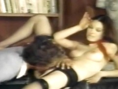 Crazy sex scene Brunette new exclusive version