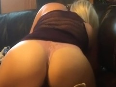 Blonde Gives A Nice Ride Before Work