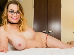 Meet Curvalicious Miss Marcy  - TGirl40