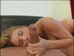 Jackie Moore Loves two cock Creampie!