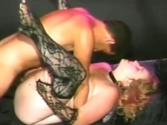 BBW biker chick Shay Thomas gets her asshole reamed