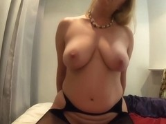 Mature Blonde Woman, Erin Electra Is Often Having Casual Sex With Her Horny Step- Son