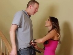 Kortney Kane & Mark Wood in Neighbor Affair