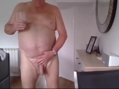 Dad is Naked Yum!