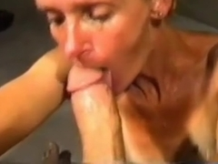 crackwhore blowjob