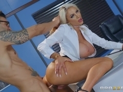 Nicolette Shea & Alex Legend in The View From Down Here - BRAZZERS