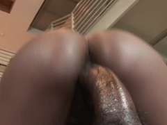 Aliana Love in I Came Inside A Black Girl #02 - Part 01, Scene #03