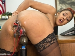 Isis Love  Daisy Ducati in The Intern - Electrosluts