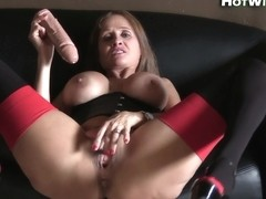 Hotwiferio - I Love My Dildo #38