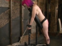 Sasha Knox Bdsm Cries As She Is Whipped Into Submission