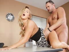 Carter Cruise & Alec Knight inFather Figure #07, Scene #02