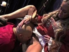 Fabulous pornstar Brandi Love in Crazy Blonde, Hardcore porn video