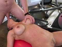 Exotic pornstars Bella Reese, Jessy Jones in Incredible Spanking, Sports adult clip