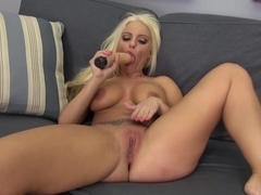 Hottest pornstar Britney Amber in Exotic Blonde, Dildos/Toys adult clip
