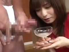Best Japanese chick An Nanba in Hottest Blowjob JAV scene