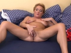 Fabulous adult clip MILF hottest only here
