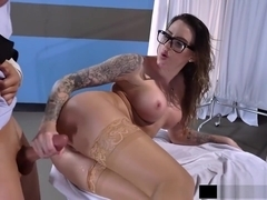 Juelz Ventura Dressed Up As A Sexy Nurse Fucking Her Patient