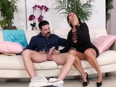 Ava Addams fucked by her friend's husband