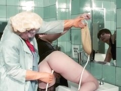 Pretty Peaches (1978) enema scene