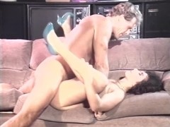 Britt Morgan, Hyapatia Lee, Keisha in classic sex clip