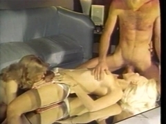 Seka, Desiree West, Susan Nero in classic xxx scene