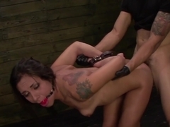 Incredible pornstars Abbi Roads, Bruno Dickemz in Amazing College, Tattoos xxx video