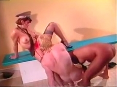 Hottest Homemade Shemale record with Stockings, Blowjob scenes
