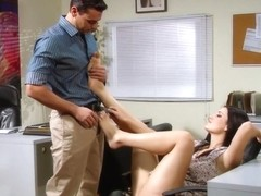 Kimberly Lane Fuck in office
