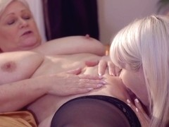 Lacey Starr & Cherry English