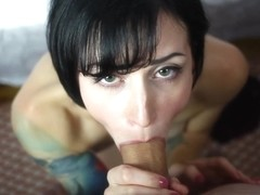 Pov Blowjob (wine & Lace Part 2 - Jesse Danger