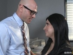 Big Tits at Work: IT's Day Dreams