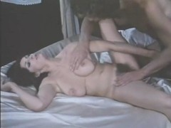 Kay Parker, Abigail Clayton, Paul Thomas in classic porn video