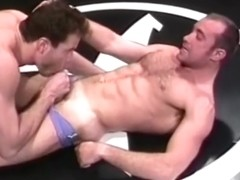 Sex Wrestling 03 (Match 1) - Brad Michaels VS. Dane Tarson