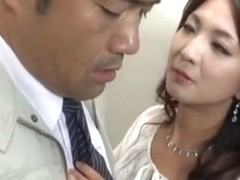 Incredible Japanese model Riko Shinoki, Shizuka Kitatani, Shihori Endo in Amazing Group Sex JAV cl.