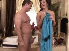Ivy Winters in The Naughty Student Video