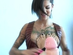Bonnie Rotten POV Anal Toy Slave - TwistedVisual