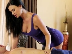 Amazing pornstars Ryan Ryder, Jasmine Jae in Best Brunette, Big Ass sex scene