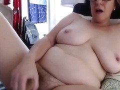 Sexy Mature Dildo Webcam Show