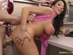 Mommy Got Boobs: The Bagboy Bags Mom's Boobies. Ariella Ferrera, Brick Danger