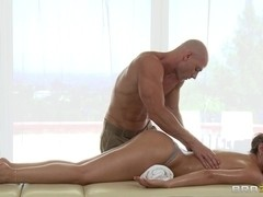 Dirty Masseur: From Head to Toe